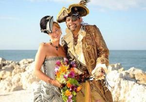 Пиратская свадьба в Греции!
