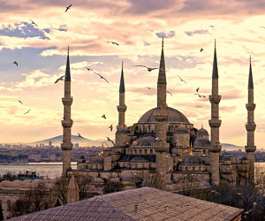 Великолепный Стамбул! Еженедельно по пятницам, 6 дней \ 5 ночей
