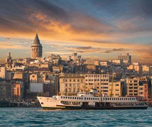 Weekend в Стамбуле! Еженедельно по пятницам, 4 дня \ 3 ночи