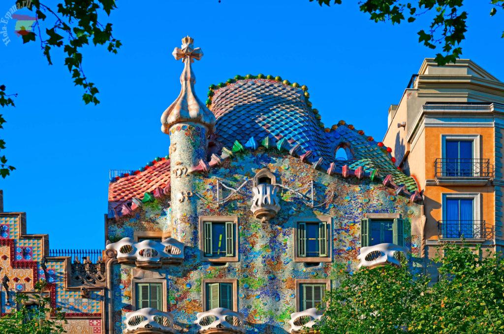 Casa Batlló,