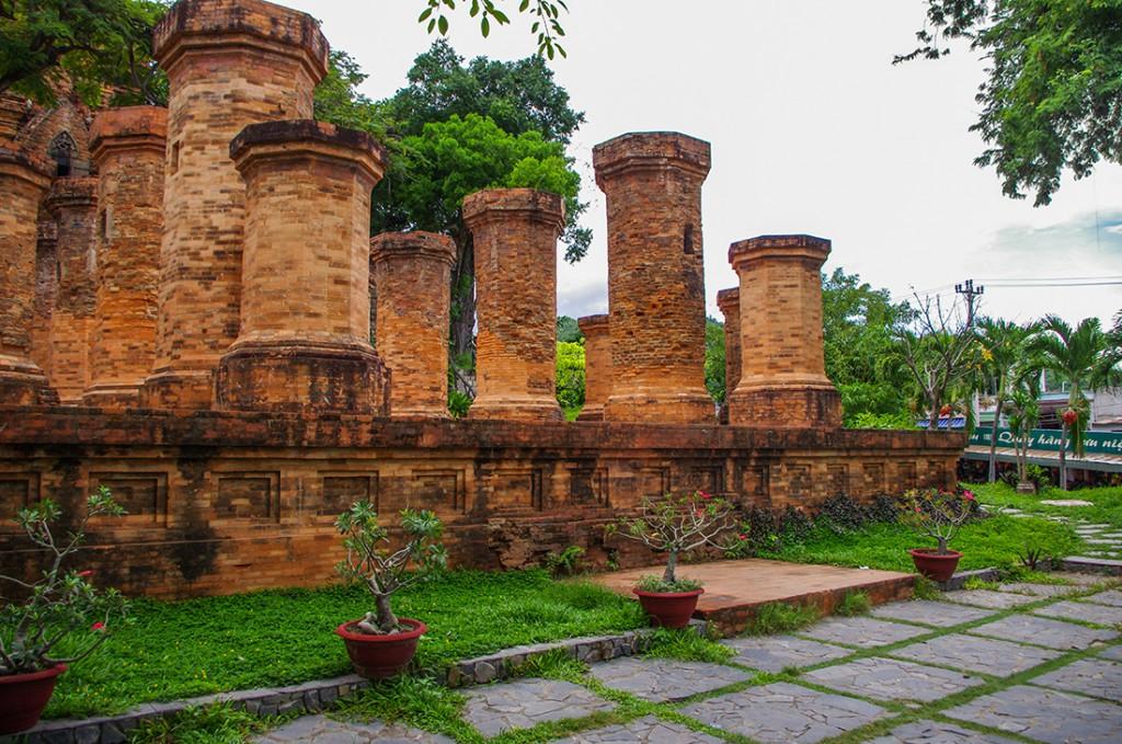 вьетнам башни чамов2